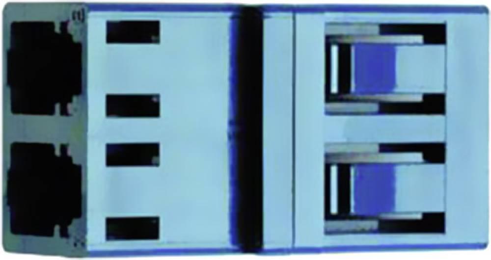 Telegärtner LWL-Steckverbinder J08071A0000 Blau