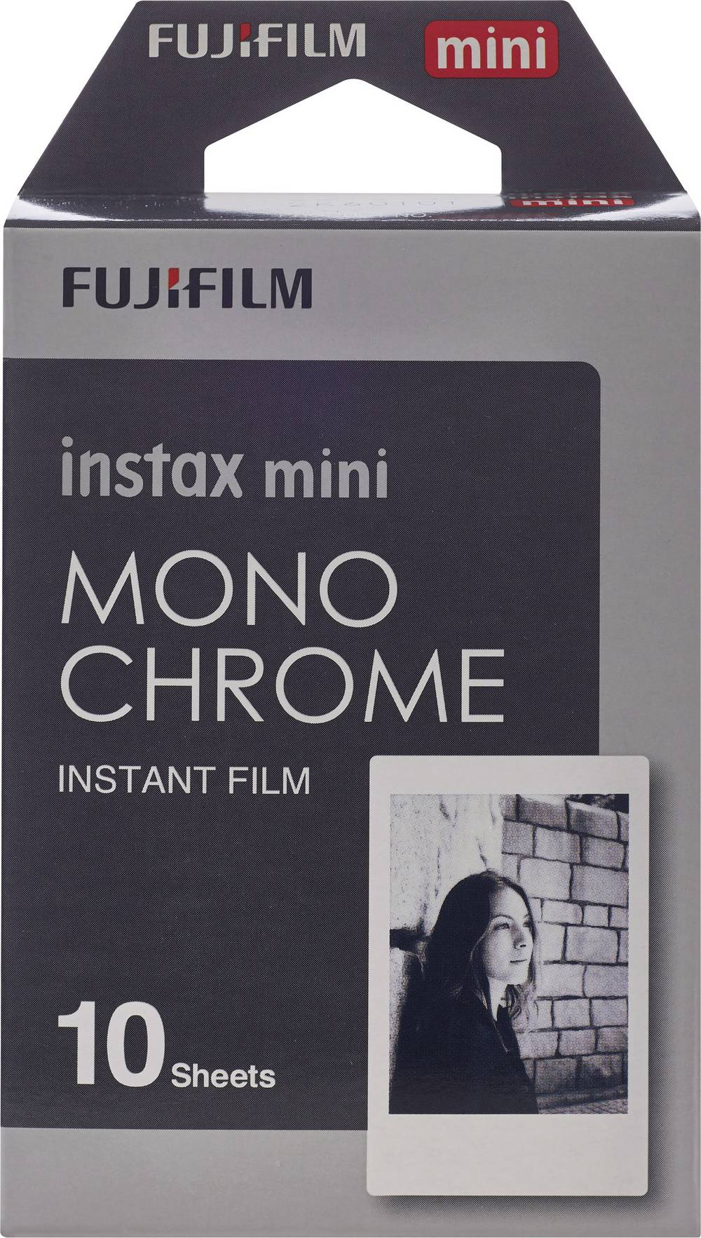 Fujifilm-Instax-Mini-Monochrome-Sofortbild-Film Indexbild 1