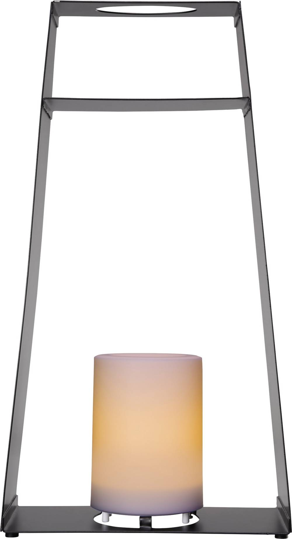 Polarlite-Dekoleuchte-LED-Amber-Iron-350-Dunkelbraun Indexbild 2