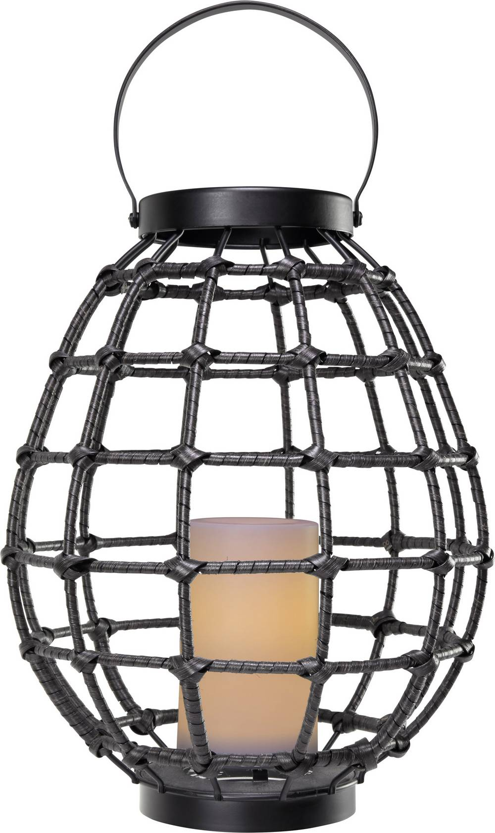 Polarlite-Rattan-330-PL-8375085-Dekoleuchte-LED-0-06W-Amber-Dunkelbraun Indexbild 2