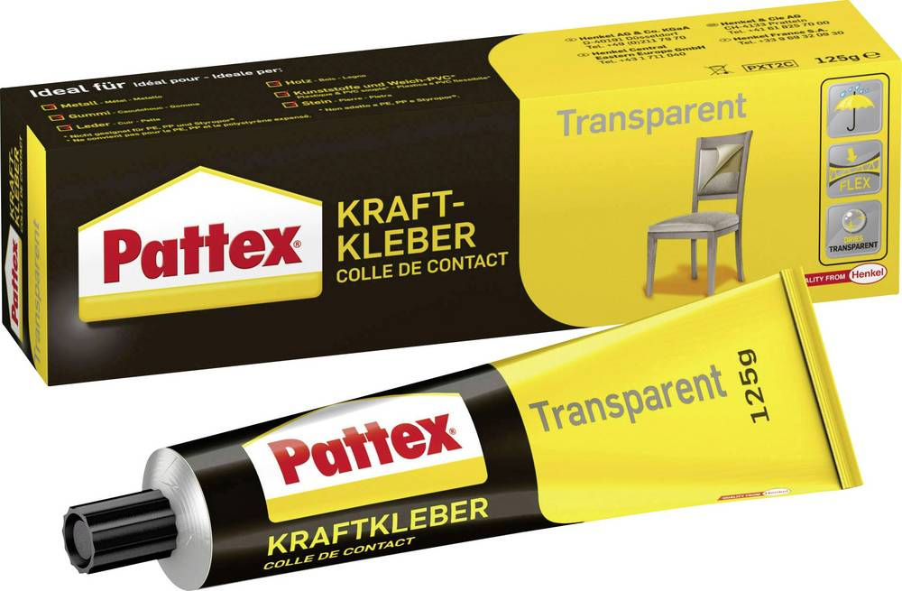 Pattex-Transparent-Kontaktkleber-PXT2C-125g